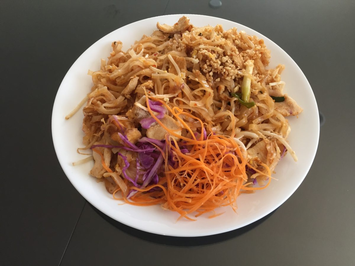 Chicken Pad Thai